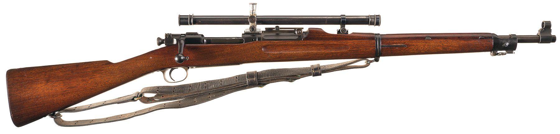 Springfield Armory M 1903 Sniper Rifle