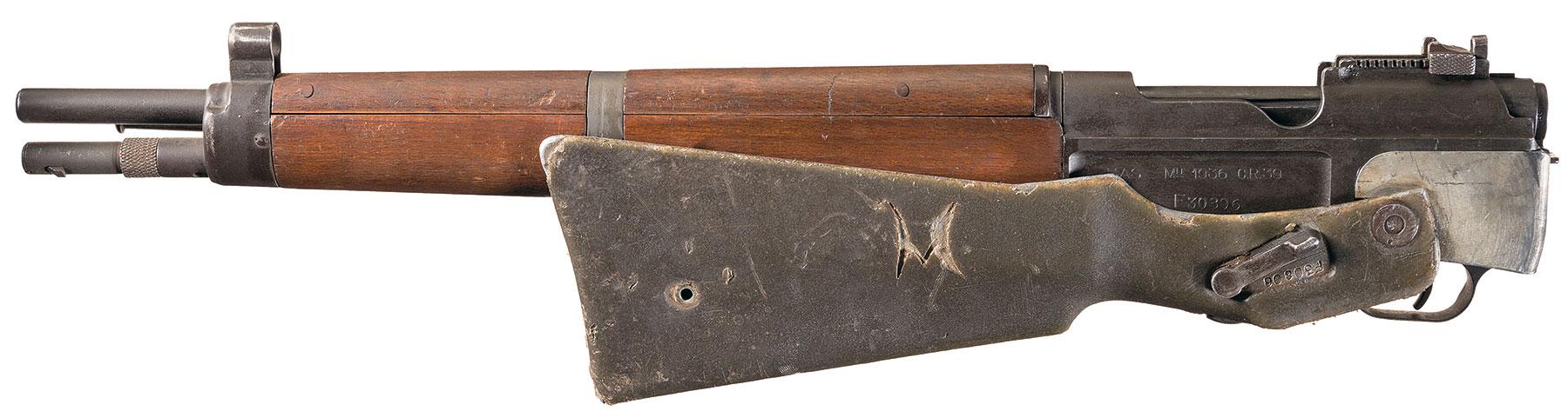 MAS 1936 Rifle 7 5x54mm