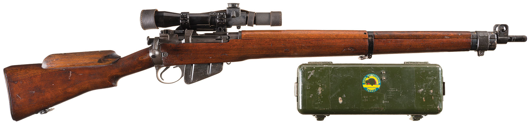 Savage No 4 MK1 (T) Sniper