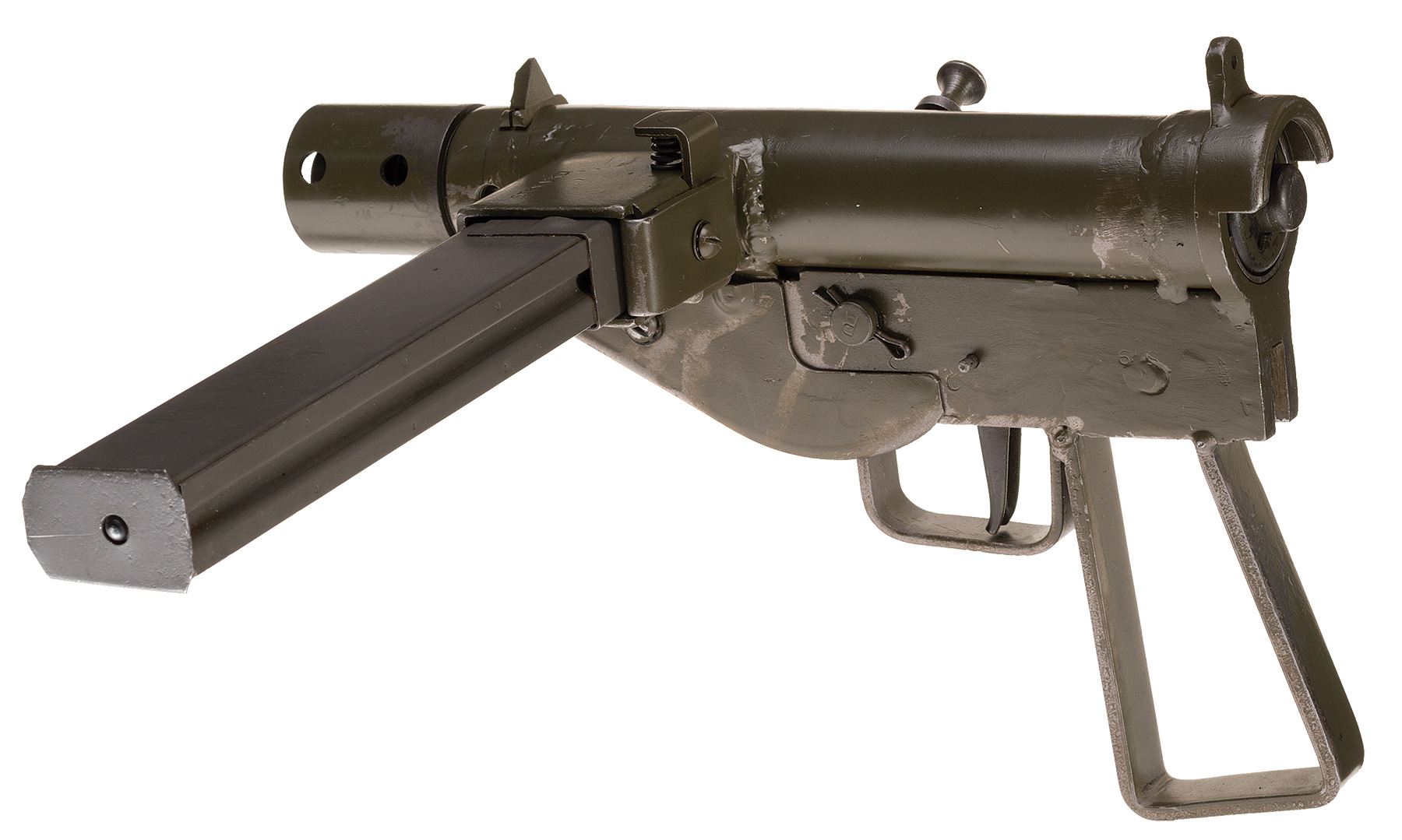 Sten MK II Machine gun 9 mm