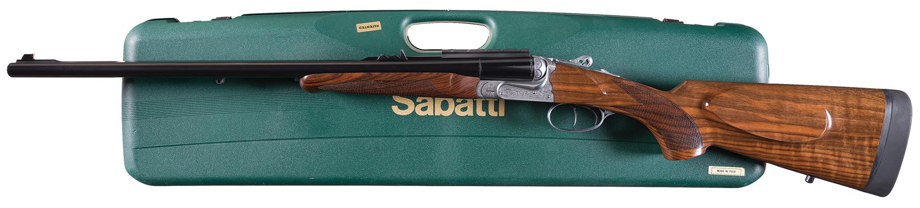 Sabatti Big Game Double Rifle 470 NE