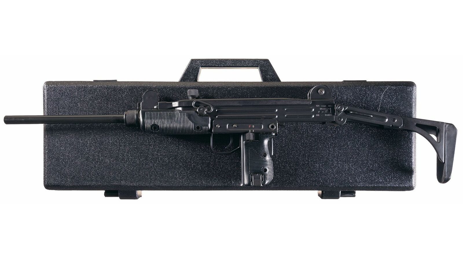 Uzi Dummy Receiver