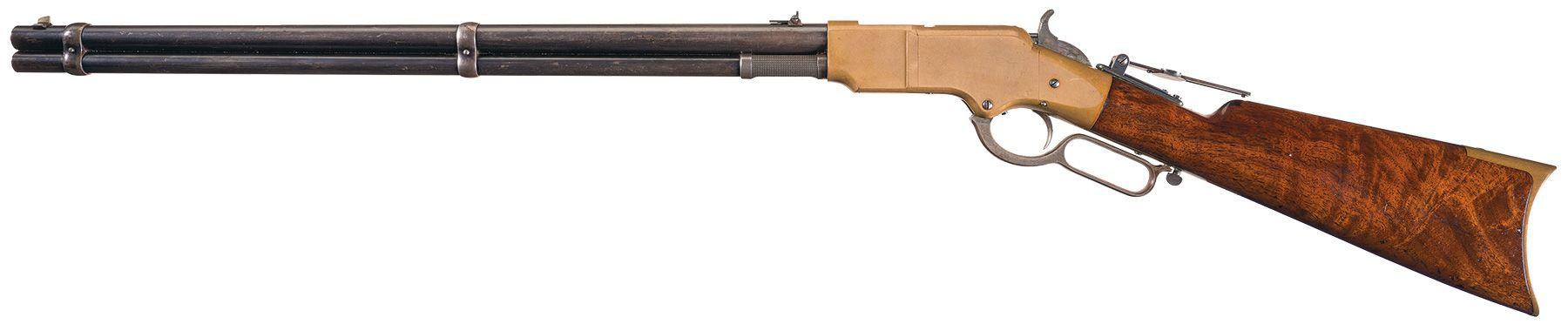 Briggs Patent Henry rifle
