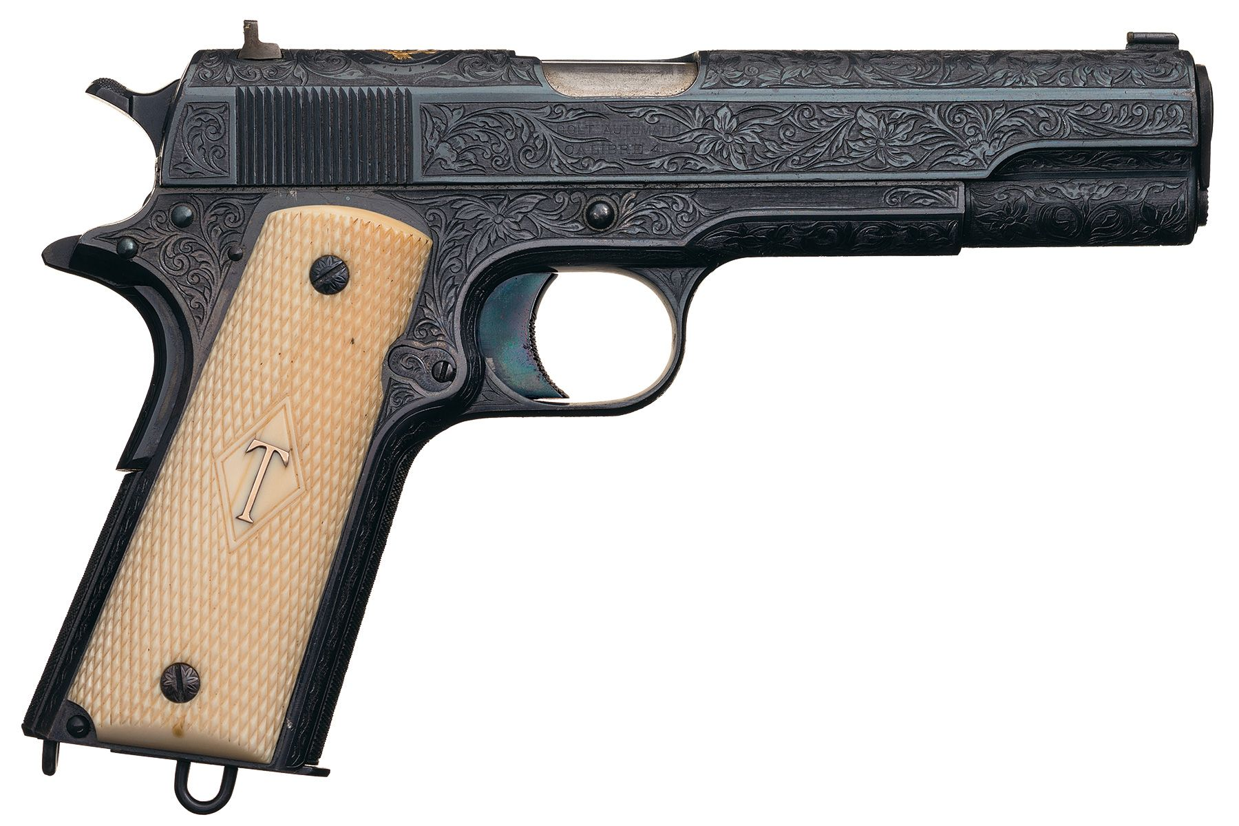 Colt Government Model serial C5