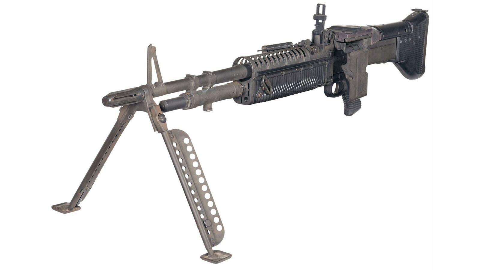 M60 For Sale >> Fully Automatic Class Iii Nfa Registered M60 Medium Machine Gun