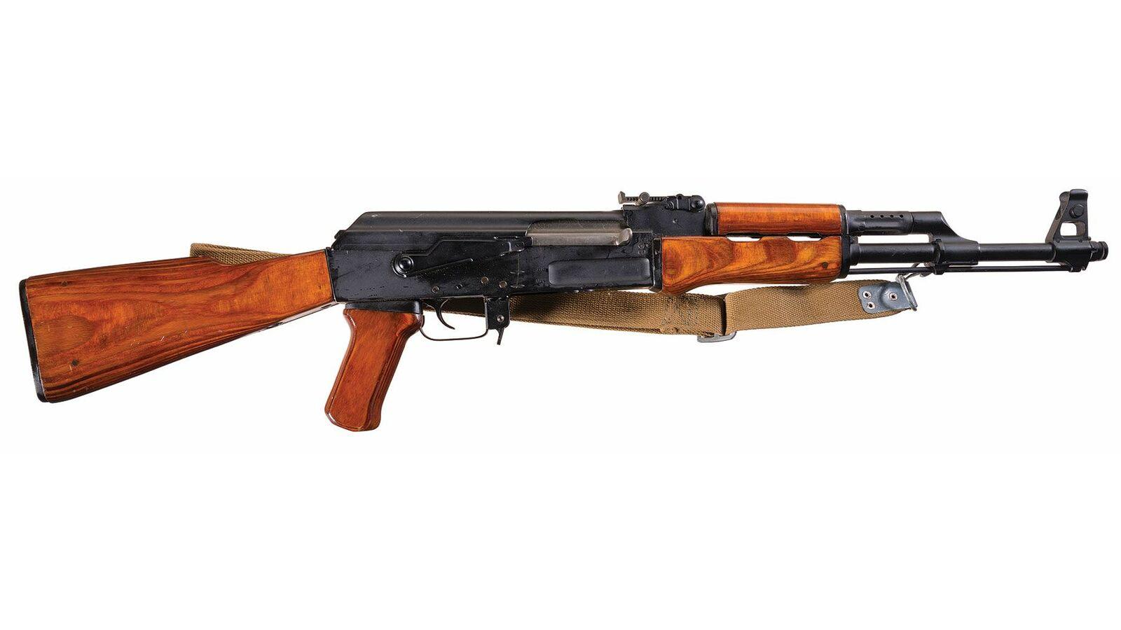 Ak47 Nfa Fully Automatic Assault Rifle Ishevsk