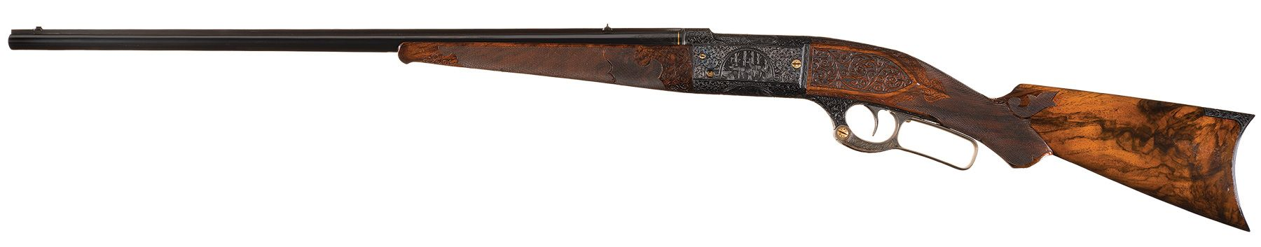 Monarch Grade Savage Model 1899 rifle