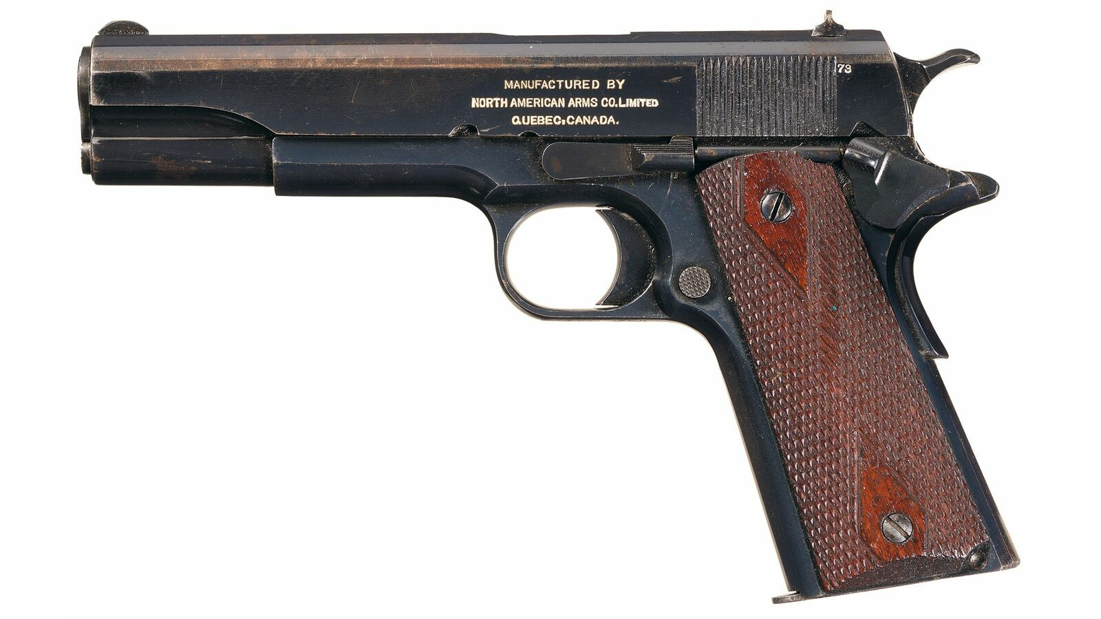 North American Arms Model 1911 pistol