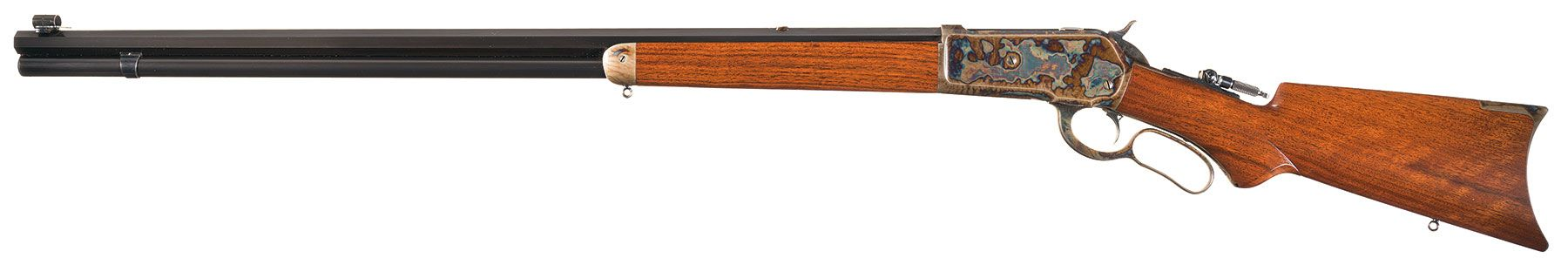 mint Winchester 1886 rifle