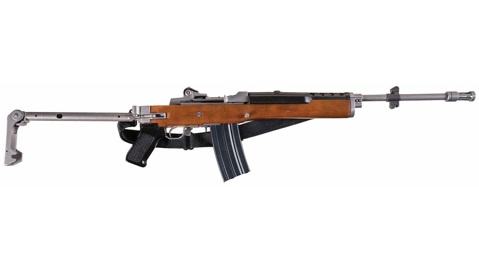 Ruger - Mini 14-Rifle