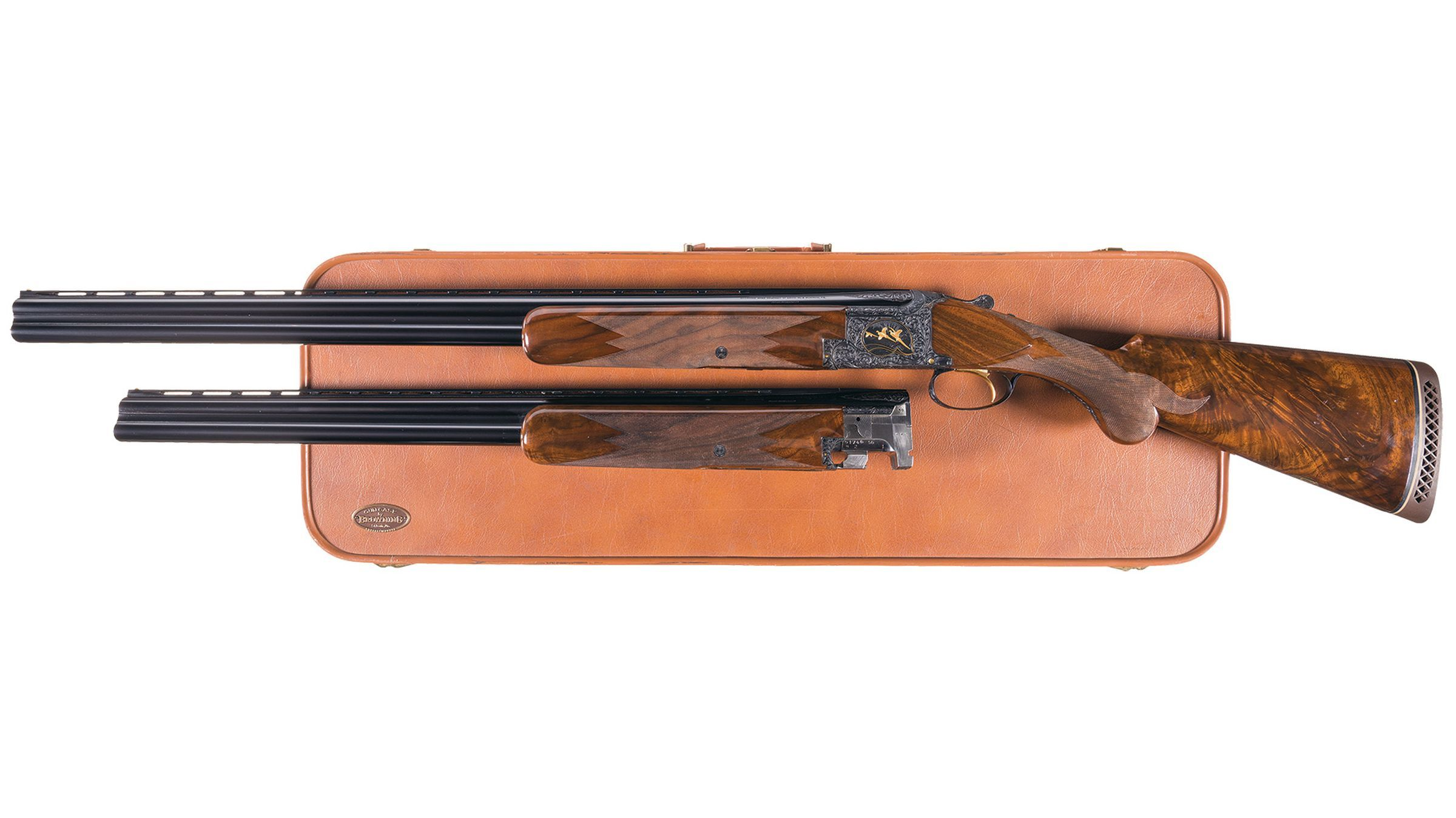 Browning Midas Grade Superposed Shotgun Set