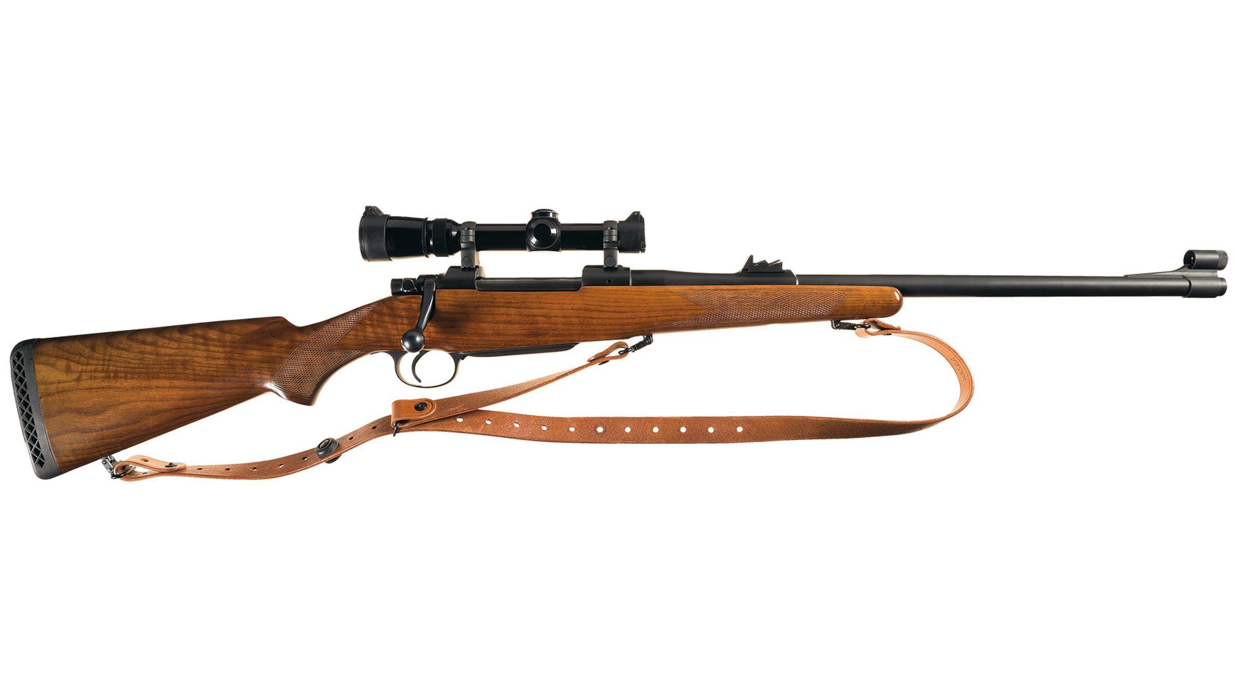 CZ/BRNO ZKK-602 Model Bolt Action Rifle in  458 Win  with Scope