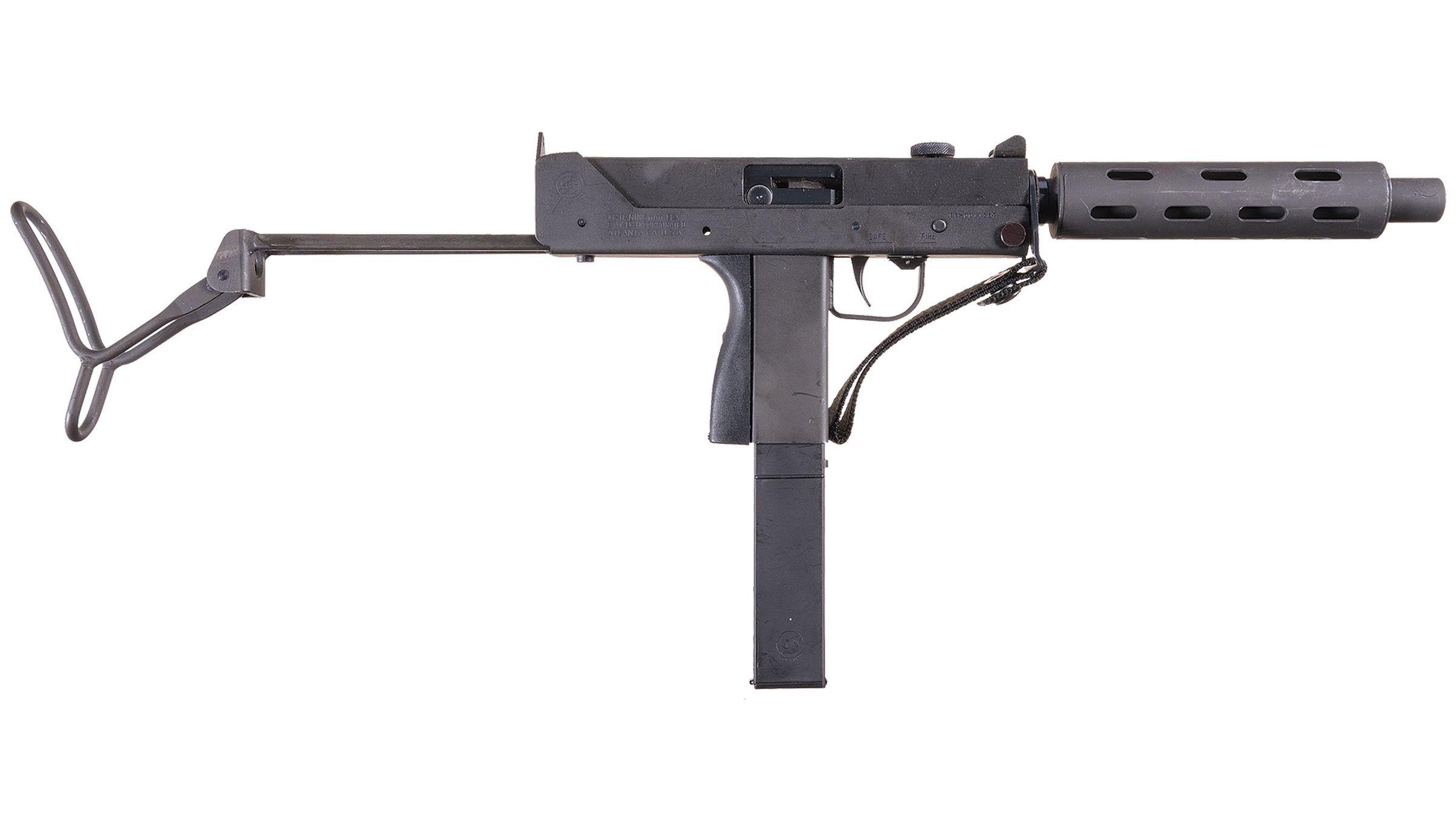 SWD/Cobray M11/Nine, Class III Machine Gun, Full Transferrable