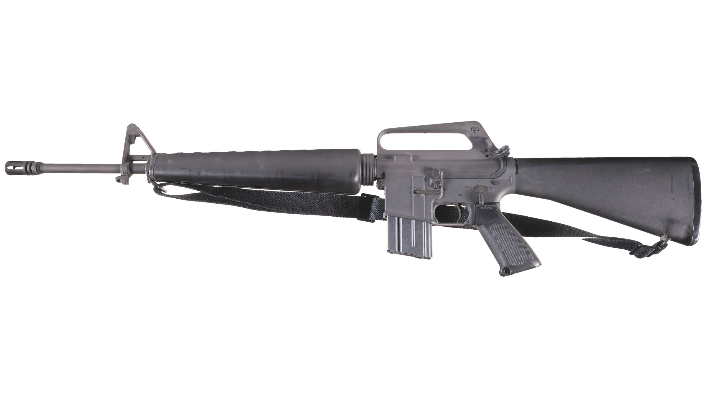 Excellent Colt M16A1 Fully Automatic Class III Assualt Rifle