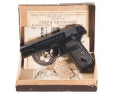 Collectible Firearms for Serious Gun Collectors